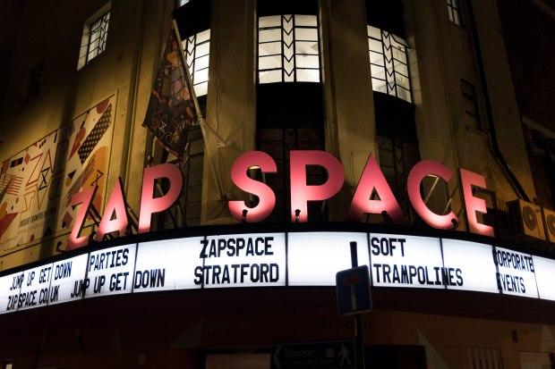 Zap Space Stratford